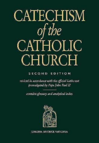 Catechism of the Catholic Church 9780879739768