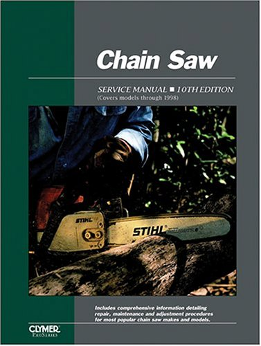 Chain Saw Service Manual 9780872887053