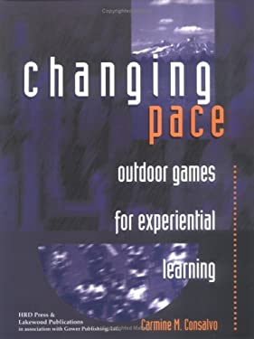 Changing Pace: Outdoor Games for Experiential Learning