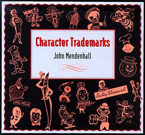 Character Trademarks 9780877017523