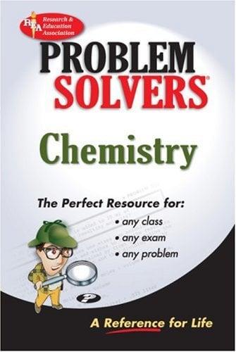 Chemistry Problem Solver 9780878915095