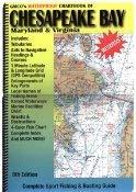 Chesapeake Bay Chart Book Adc 9780875305844