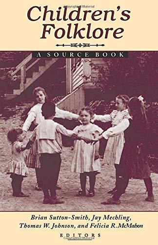 Childrens Folklore 9780874212808