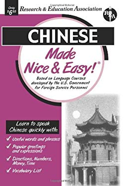 Chinese Made Nice & Easy! 9780878913671
