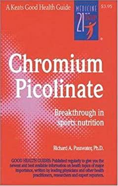 Chromium Picolinate 9780879835880