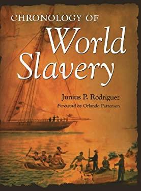 Chronology of World Slavery 9780874368840