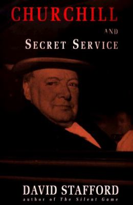 Churchill and the Secret Service 9780879519261