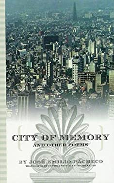 City of Memory and Other Poems 9780872863248
