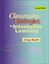 Classroom Strategies for Interactive Learning 3842438