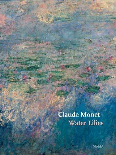 Claude Monet: Water Lilies 9780870707742