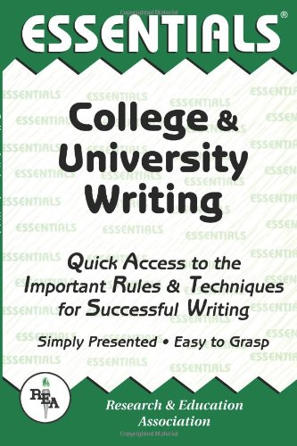 College and University Writing 9780878919642