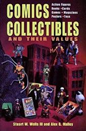 Comics Collectibles and Their Values 3826256