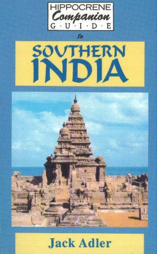 Companion Guide to Southern India 9780870520303