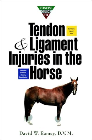 Concise Guide to Tendon and Ligament Injuries in the Horse 9780876059128