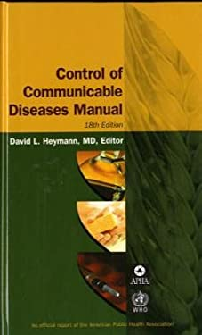 Control of Communicable Diseases Manual 9780875530352