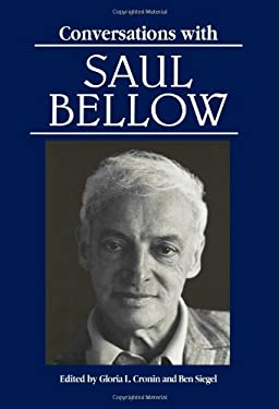 Conversations with Saul Bellow 9780878057184