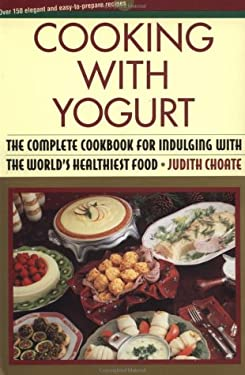 Cooking with Yogurt 9780871135667