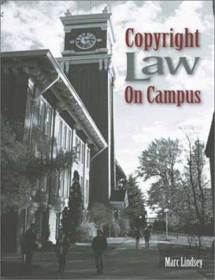 Copyright Law on Campus 9780874222647