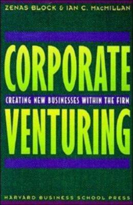 Corporate Venturing 9780875846415