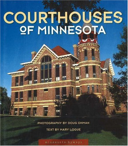 Courthouses of Minnesota 9780873515504