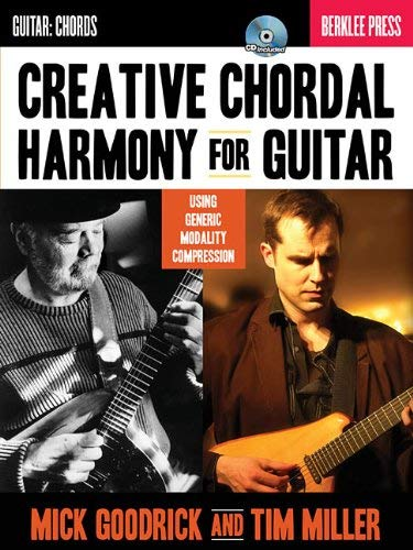 Creative Chordal Harmony for Guitar: Using Generic Modality Compression [With CD (Audio)] 9780876391280