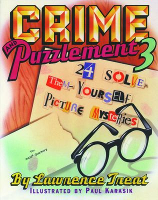 Crime and Puzzlement 3 9780879237370