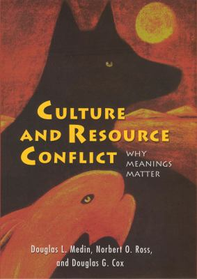 Culture and Resource Conflict: Why Meanings Matter 9780871545701