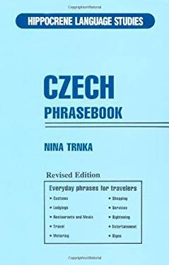 Czech Phrasebook 9780870529672