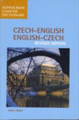 Czechoslovakia Concise Dictionary 9780870529818