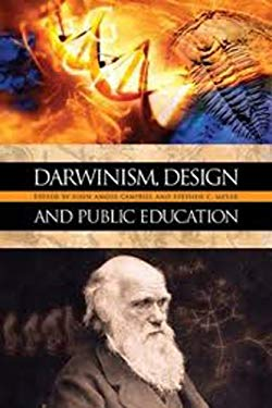 Darwinism, Design, and Public Education 9780870136757