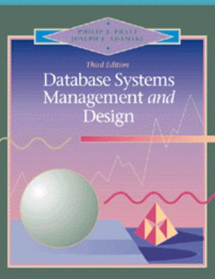 Database Systems Management and Design 9780877091158