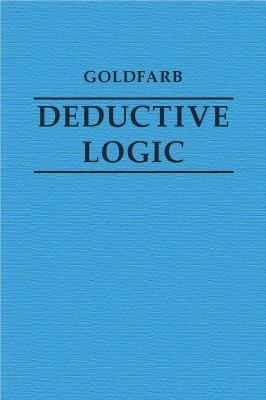 Deductive Logic 9780872206601