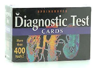 Diagnostic Test Cards 9780874348446
