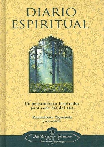 Diario Espiritual: Un Pensamiento Inspirador Para Cada Dia del Ano 9780876124734