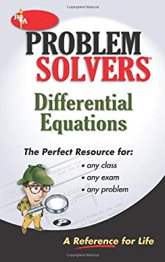 Differential Equations Problem Solver 9780878915132