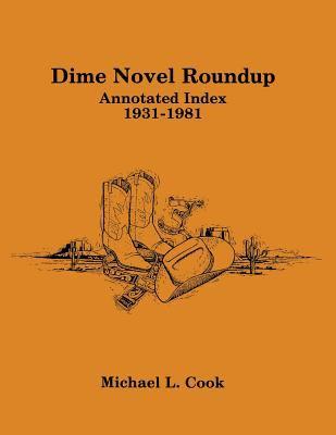Dime Novel Roundup 9780879722289