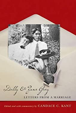 Dolly & Zane Grey: Letters from a Marriage 9780874177497