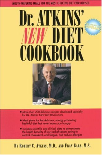 Dr. Atkins' New Diet Cookbook 9780871317940