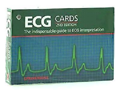 ECG Cards 9780874347586