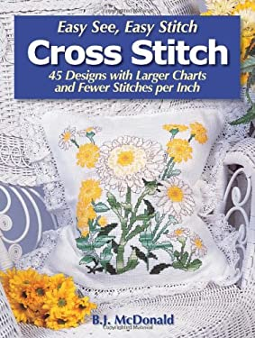 Easy See Easy Stitch Cross Stitch 9780873497664