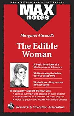 Edible Woman, the (Maxnotes Literature Guides) 9780878912315