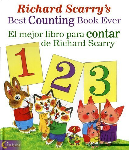 El Mejor Libro Para Contar de Richard Scarry/Richard Scarry's Best Counting Book Ever 9780873588768