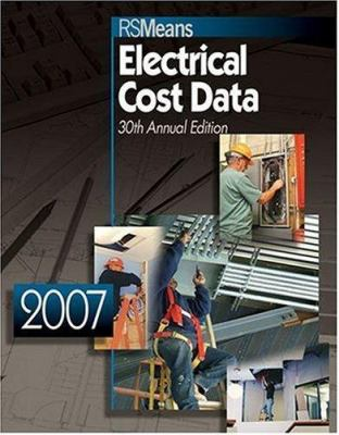 Electrical Cost Data 9780876298565