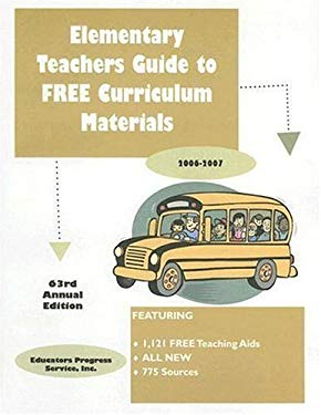 Elementary Teachers Guide to Free Curriculum Materials 9780877084334