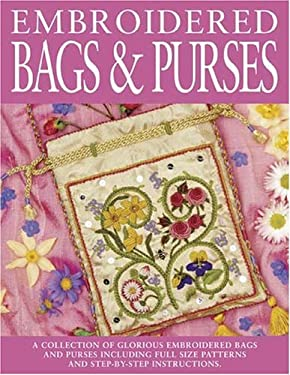 Embroidered Bags & Purses (9780873499194) photo