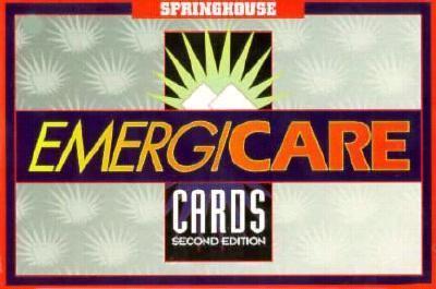Emergicare Cards 9780874348149