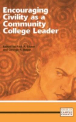 Encouraging Civility as a Community College Leader: 9780871173621