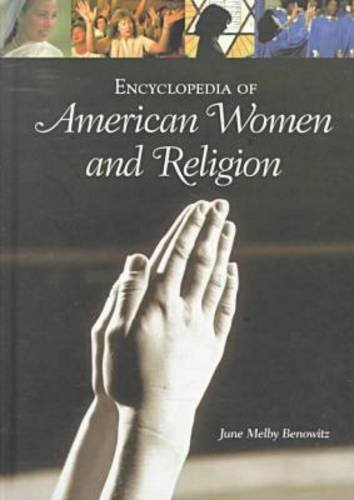 Encyclopedia of American Women and Religion 9780874368871