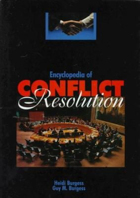 Encyclopedia of Conflict Resolution 9780874368390