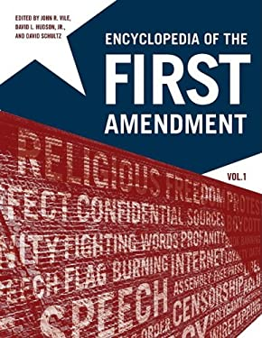 Encyclopedia of First Amendment Set 9780872893115